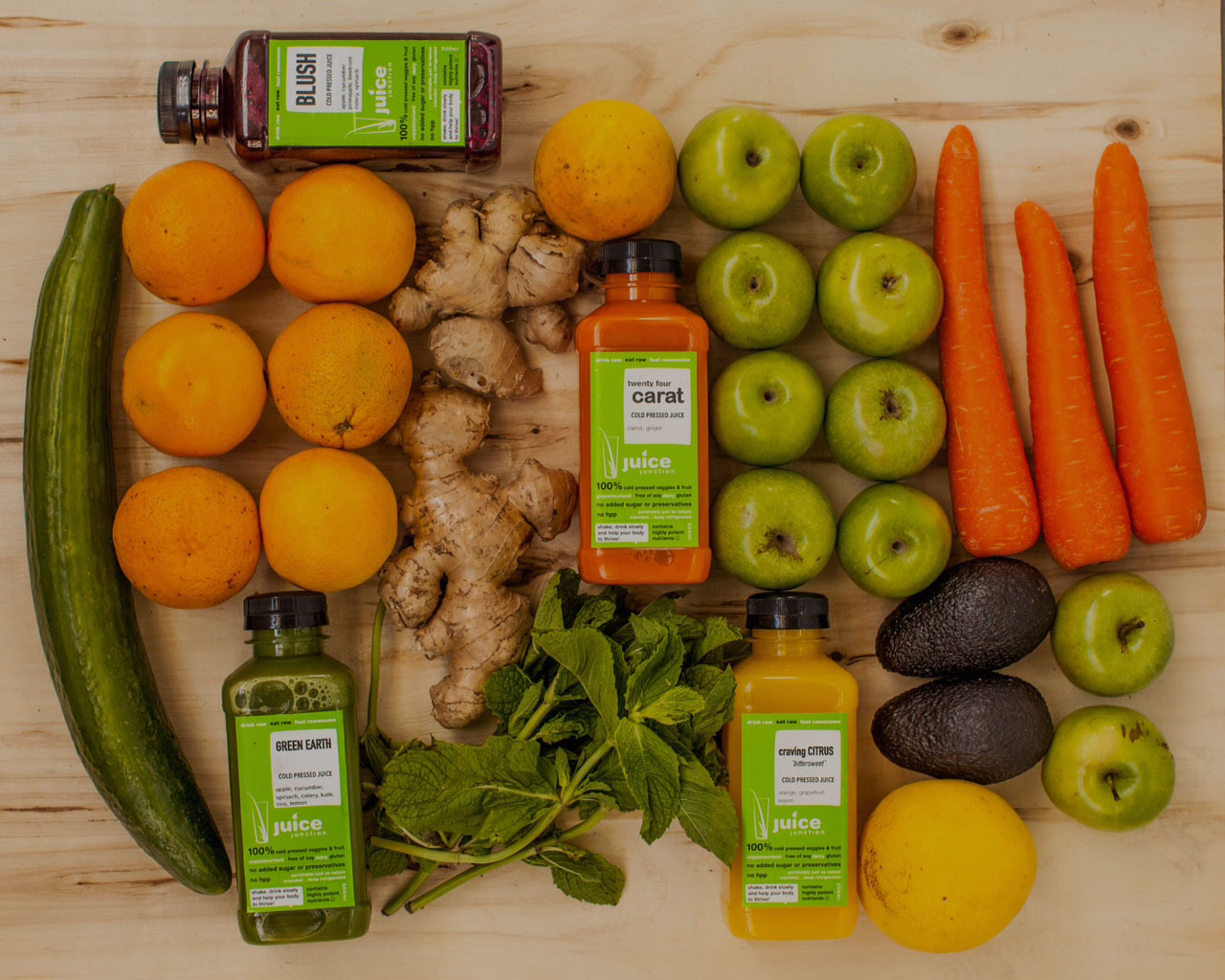 Cold Pressed Juice Melbourne