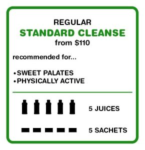 Regular Standard Cleanse