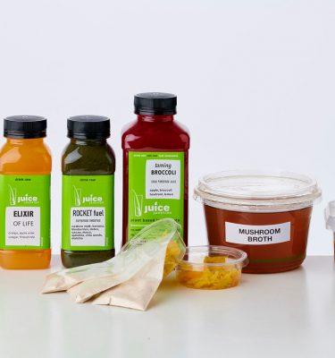 Gut Health Cleanse